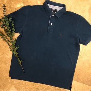 Tommy Hilfiger polo blue XL